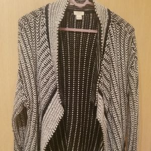 J Crew Open Cardigan  Sweater